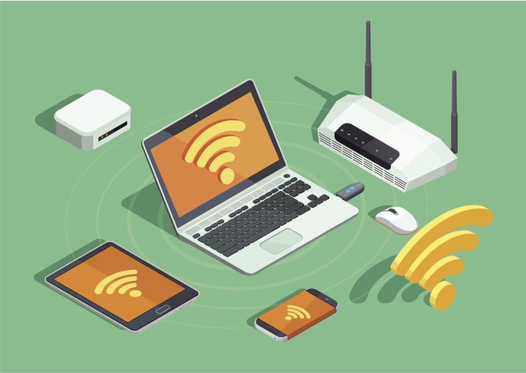 wifi repeater setup