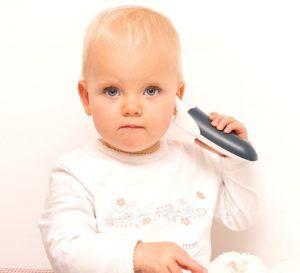 örontermometer barn
