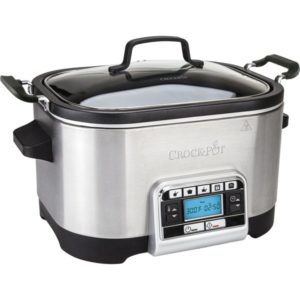Crock-Pot 5,6L Timer