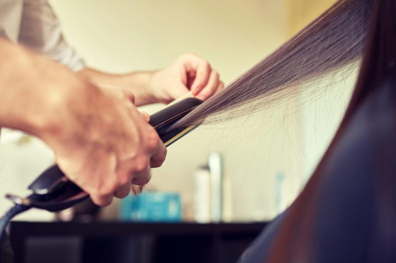 Tips för att räta håret