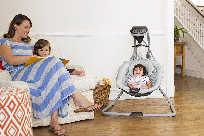 elektrisk babygunga