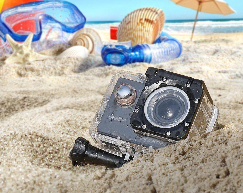 vattentät kamera
