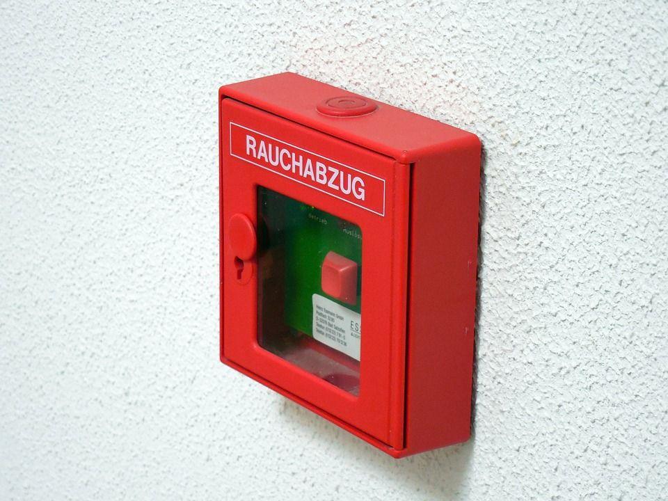 seriekopplade brandvarnare