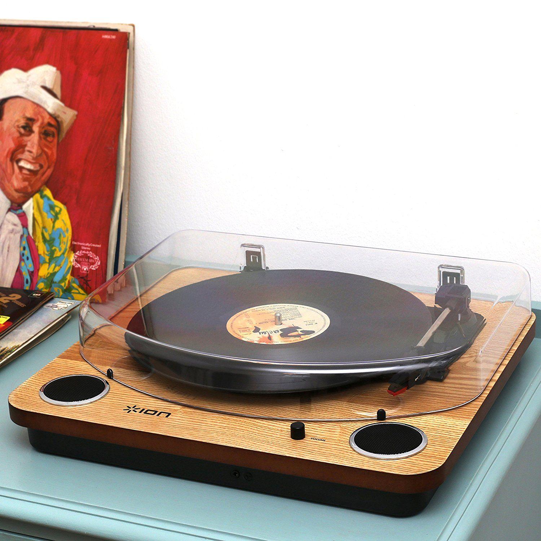 vinylspelare retro