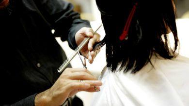 hur man klipper hår steg för steg