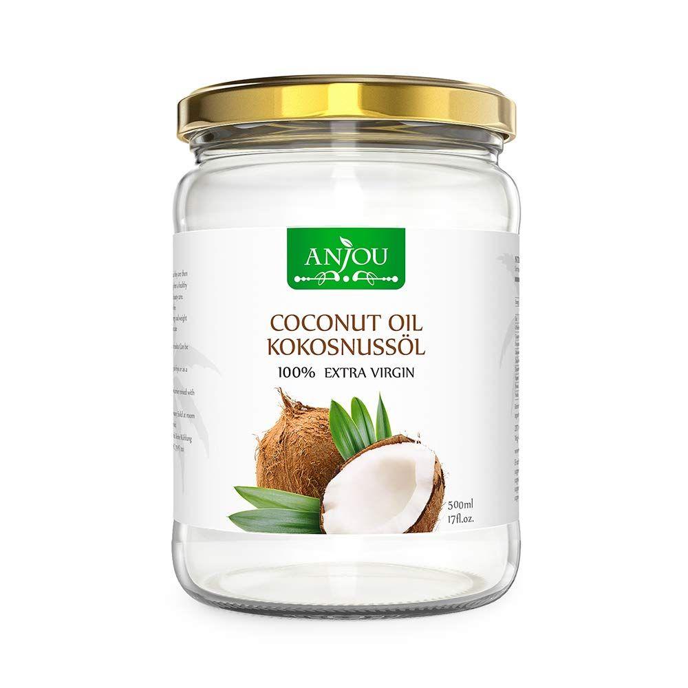 kokosolja hår