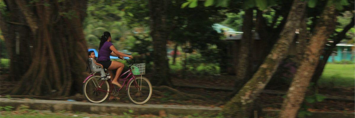 cykelstol barn