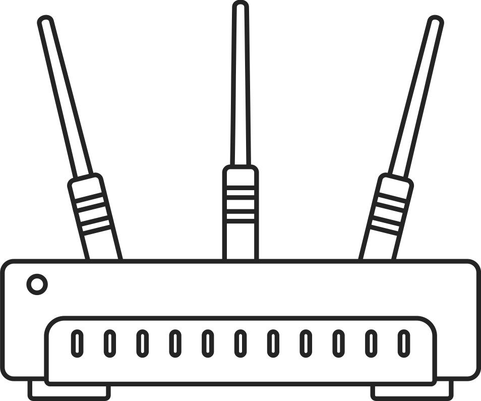 Olika typer av routers