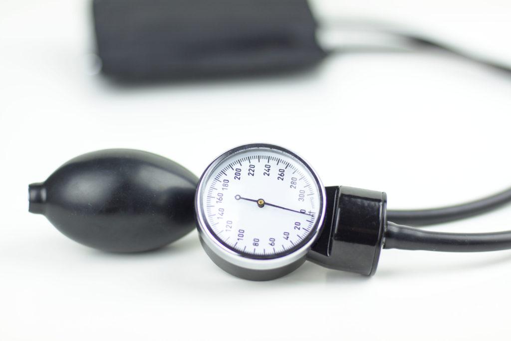 blodtrycksmätare manuell