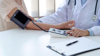 blodtrycksmätare test