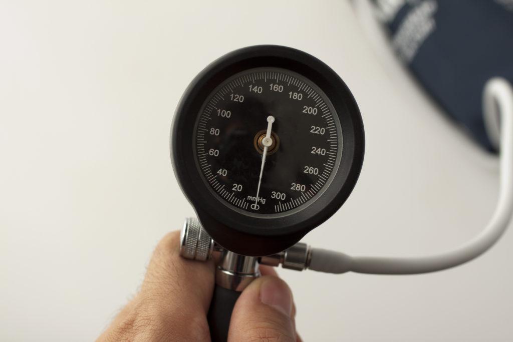 hur mäter man blodtryck