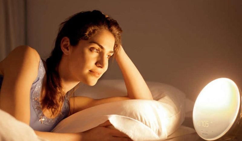 Vad en Wake-Up lampa gör