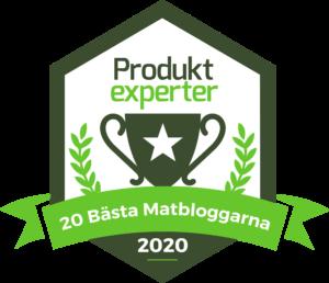 Basta Matbloggarna badge