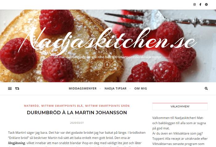 Nadjas Kitchen