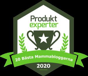 Basta Mammabloggarna badge