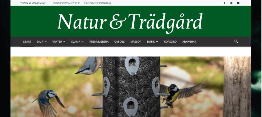 Natur och Tradgard