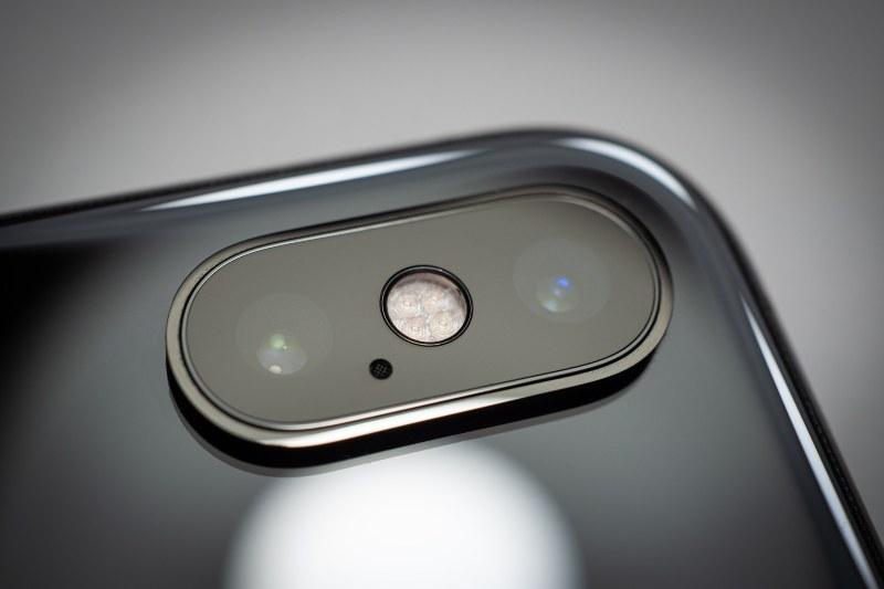mobiltelefonen kamera