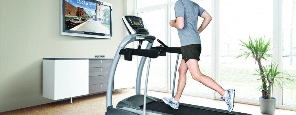 treadmill in house