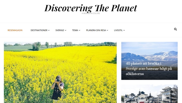 Discoveringtheplanet