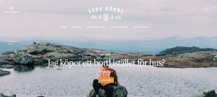 Sara Ronne
