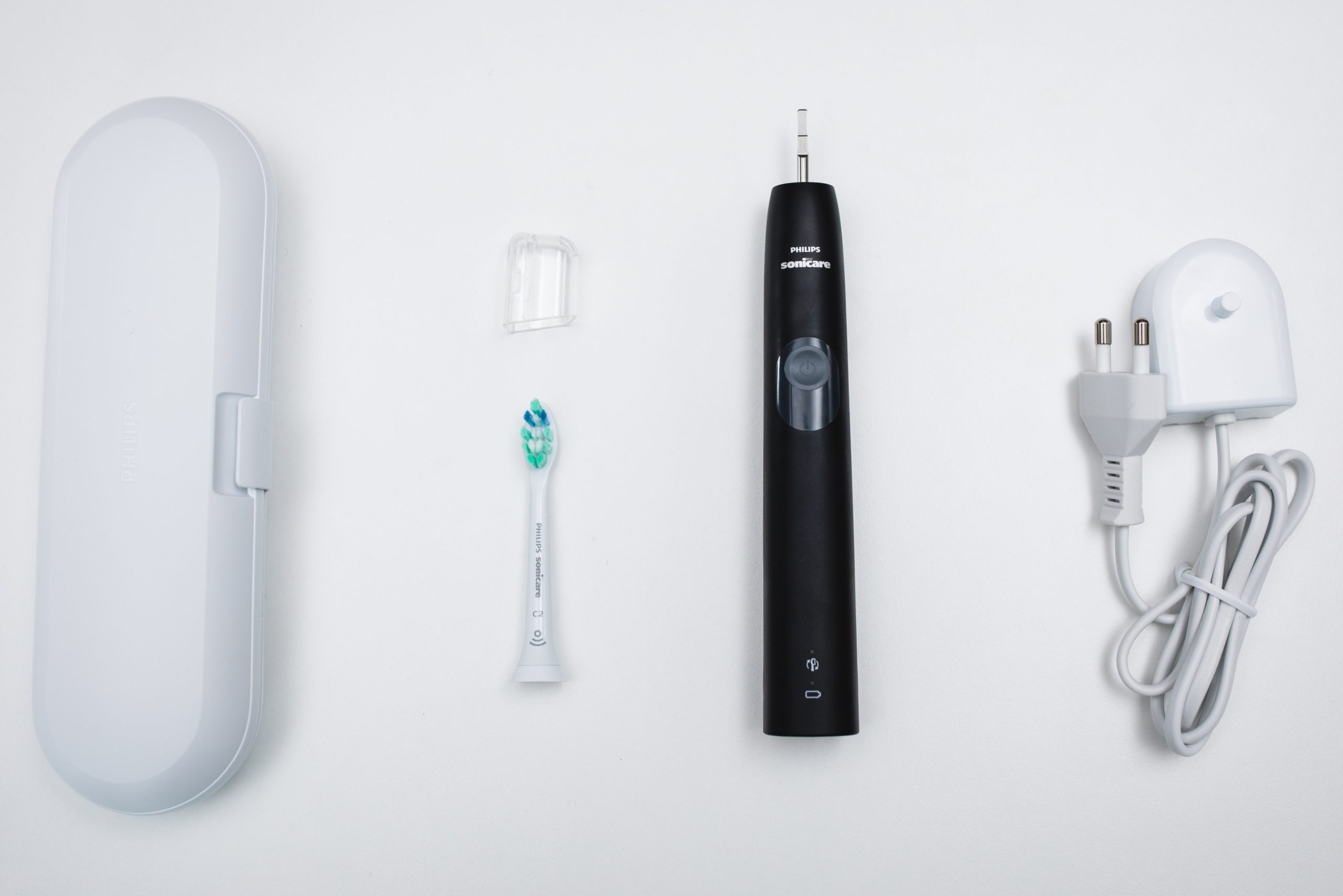 Eltandborste Philips Sonicare ProtectiveClean4300 unboxed