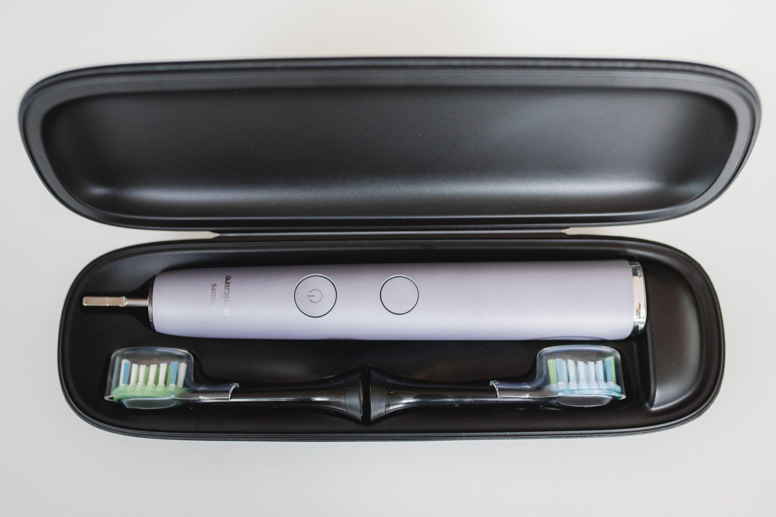 Eltandborste Philips Sonicare DiamondClean Smart i en låda