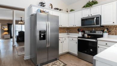 Fridge freezer Best article LVL1