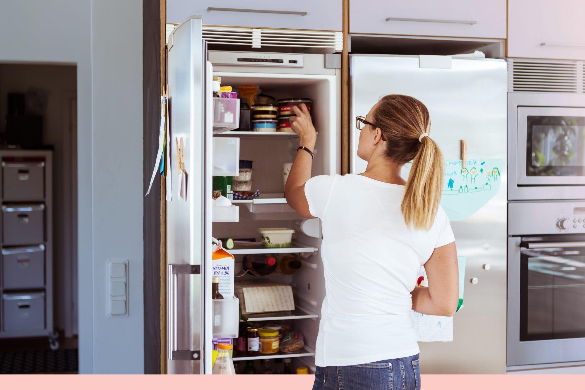 Fridge freezer Best article LVL1-4