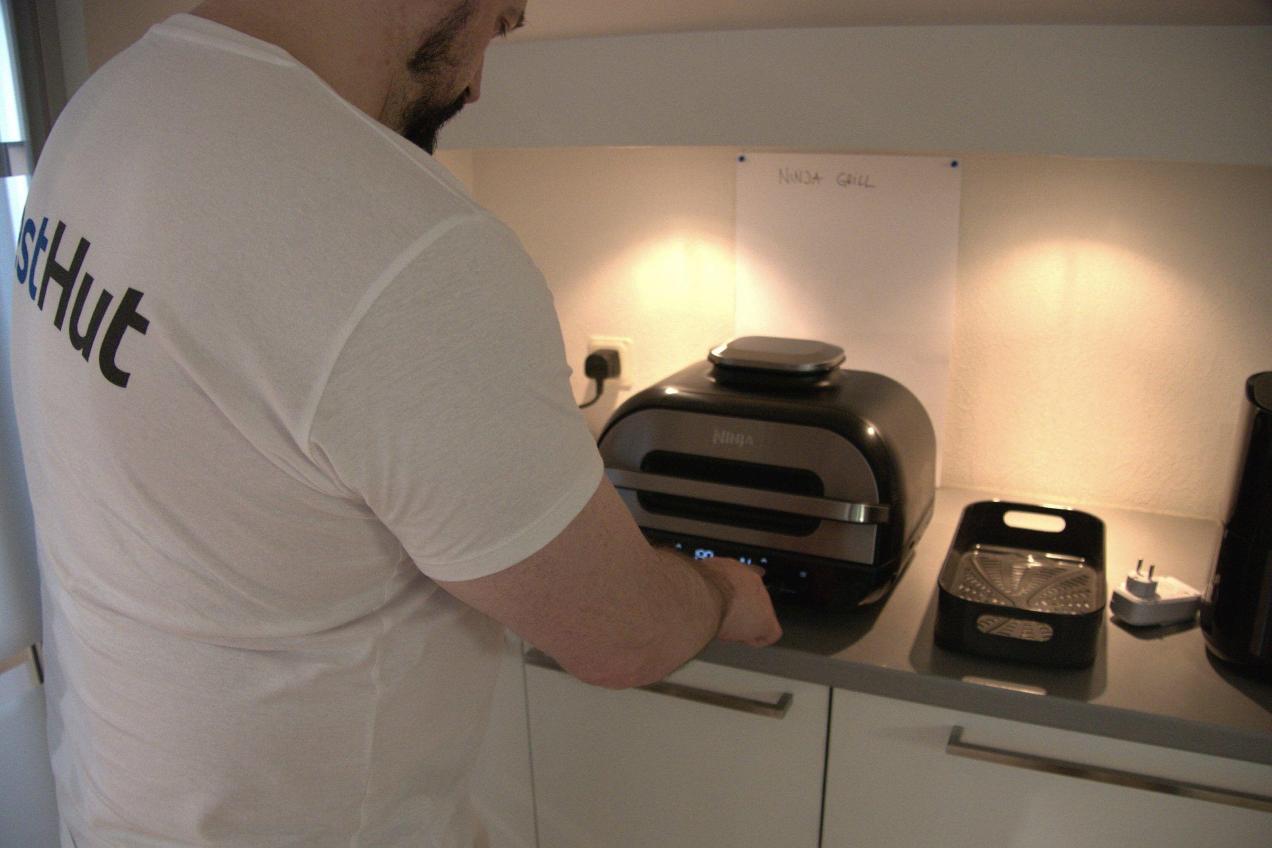 Air Fryer kontroller