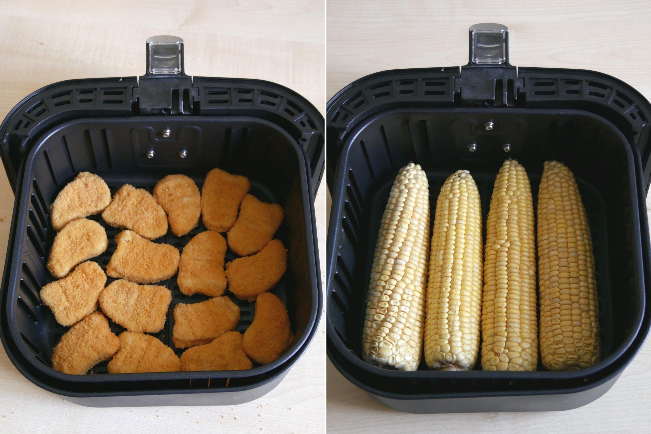 Air Fryer Cosori kapacitet