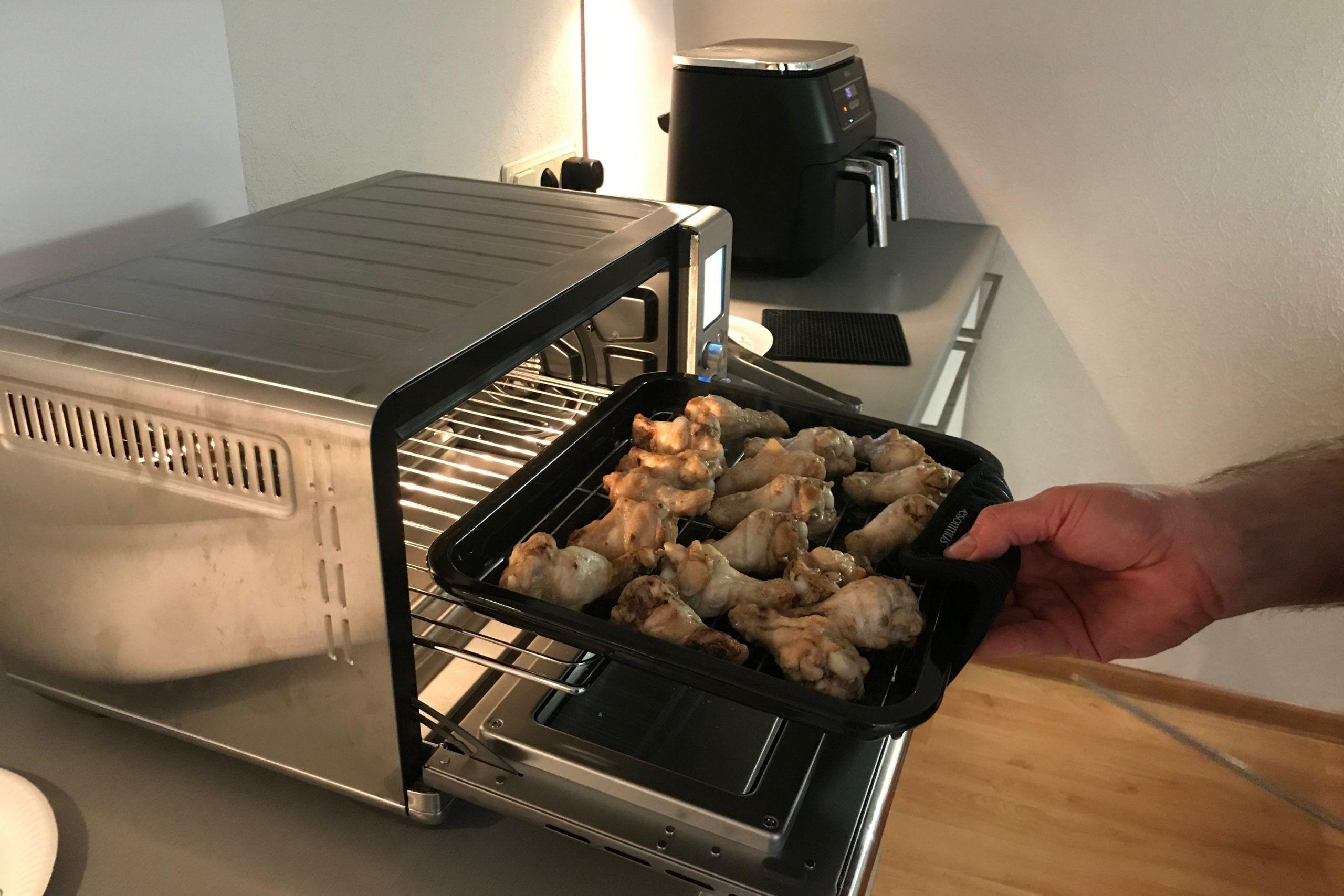 Air Fryer SAGE Oven kyckling