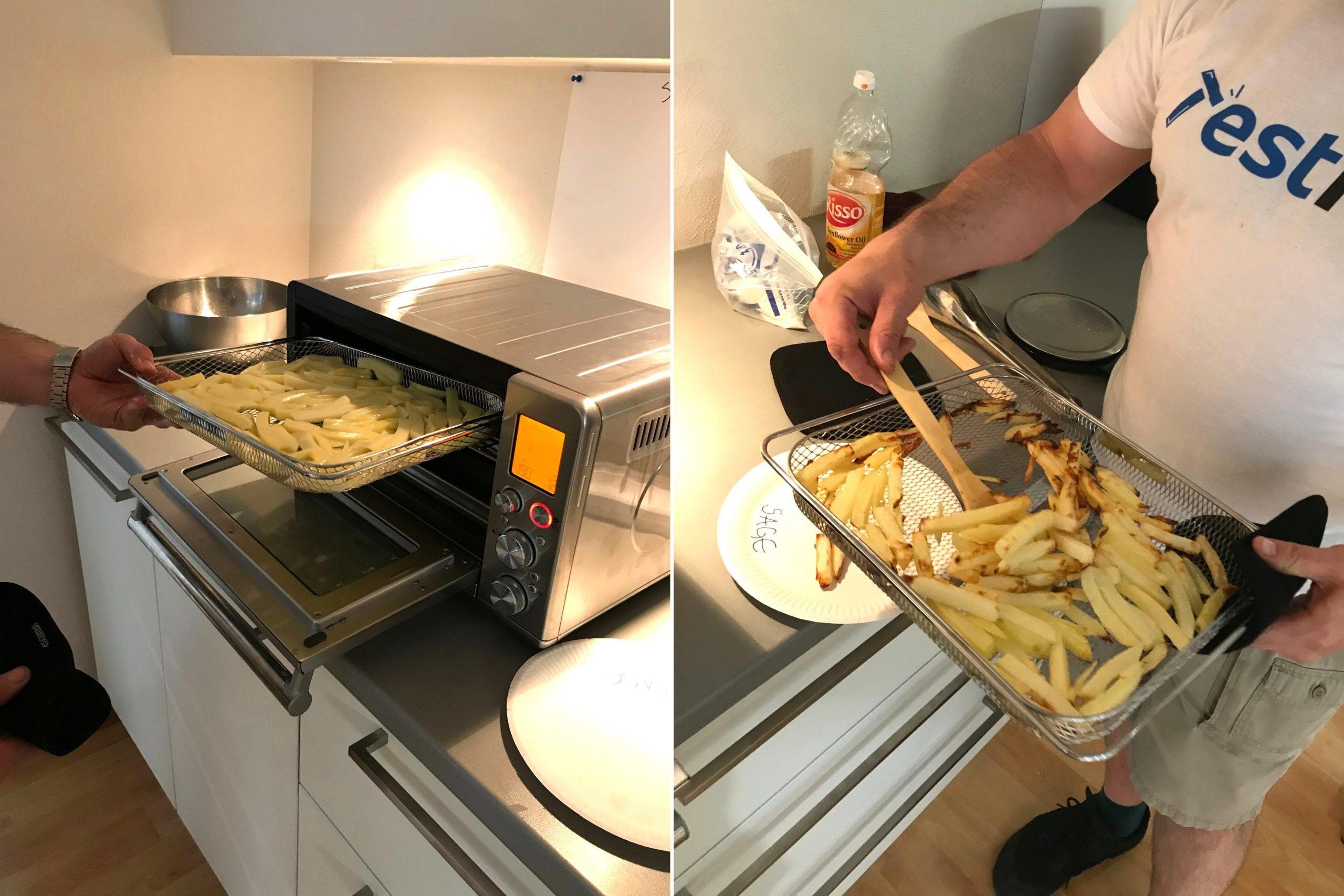 Air Fryer SAGE Oven pommes frites